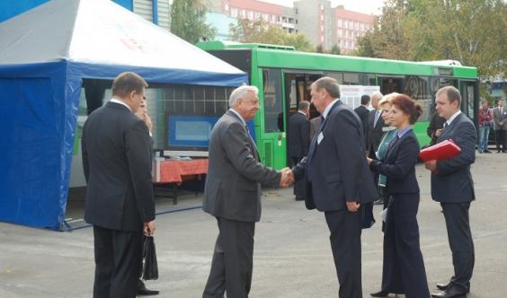 Посещение ОАО «Завод Промбурвод» премьер-министром Республики Беларусь